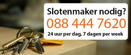 slotenmaker inschakelen Utrecht