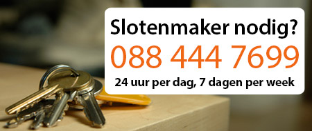 contact slotenmaker Oosterbeek